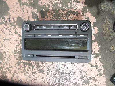 Skoda Fabia Radio/cd/dvd/sat/tv 08/11- 11 12 13 14 15