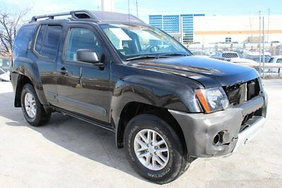 2014 Nissan Xterra 4WD 2014 Nissan Xterra 4WD Damaged Salvage Rebuilder Perfect Project Priced to Sell!