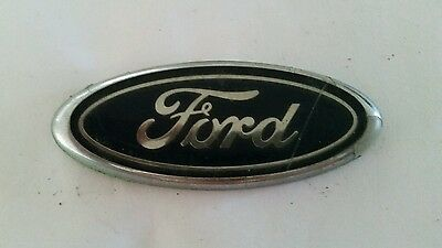 Ford Badge Blue Ovel