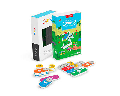 Osmo Coding Game Kit for iPad RRP £ 49.00 ( Brand New )