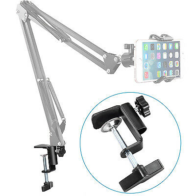 Neewer Heavy-duty Metal Table Mounting Clamp with Adjustable Positioning Screw