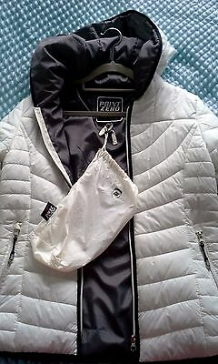 NWOT Point Zero Made in Canada  Women's Packable Super light Jacket Size M,L