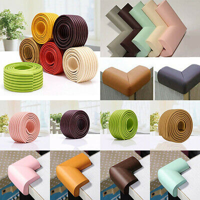 Baby Proof Corner Protector Softener Table Edge Cushion Pad Toddler Safety Strip