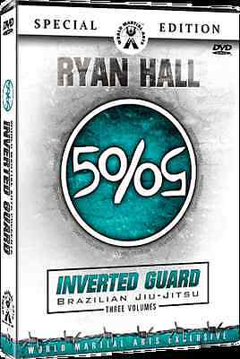 Ryan Hall -  Inverted Guard!!