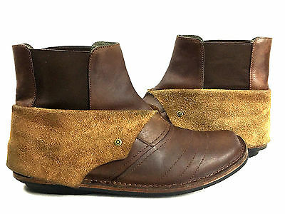 J Shoes Wrench Mens Brown Boots 10194 Size US.12  UK.11  EUR.45.5