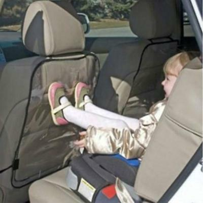 Car Auto Seat Back Protector Cover For Children Kick Mat Mud Clean Accessories J