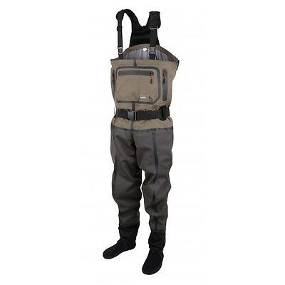 SCIERRA X-Tech CC6 Breathable Stockingfoot  Chest Waders  RRP £300