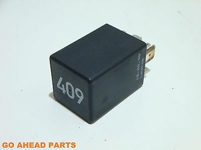 VW AUDI SEAT SKODA FUEL PUMP RELAY No: 409 (8 PIN) 1J0906383