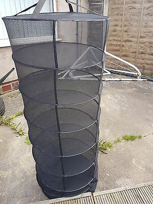 Hydroponic Drying Net 8 Tier