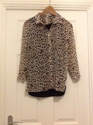River Island Blouse 11-12 years
