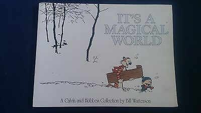 It's a Magical World: a Calvin & Hobbes Collection by Bill Watterson