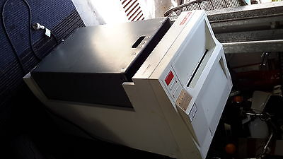 LARGE heavy duty automatic paper shredder $99