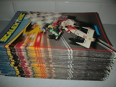 JOBLOT X 50 SCALEXTRIC  CATALOGUES 31st EDITION NOS