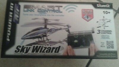 Silverlit smart link control rc helicopter