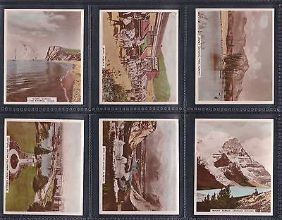 R & J Hill Ltd., Views Of Interest - Canada, Series Of 48 Real Photographs.
