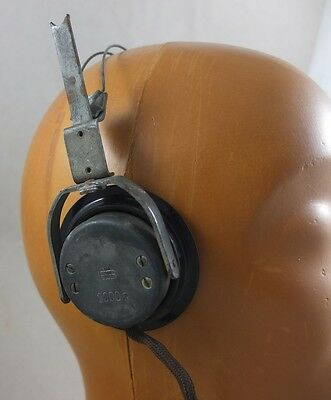 Antik Radio Funk ? Kopfhörer  2000 Ohm antique reciever headphones