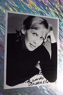 Trudie Styler (Poldark - Empire - Wife of Sting) Signed Photo