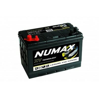 12V 95AH Numax XV27 Ultra Deep Cycle Leisure Marine Battery 4 years Warranty