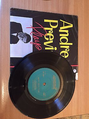 "Andre Previn - Plays 7"" vinyl"