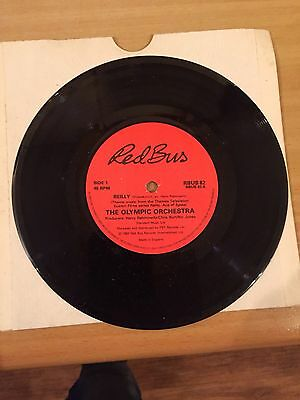 """Reilly - The Olympic Orchestra 7"""" vinyl"""