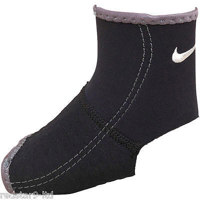 Nike Chevillere Ankle Pro Sleeve Compression Support Black M Rrp £11