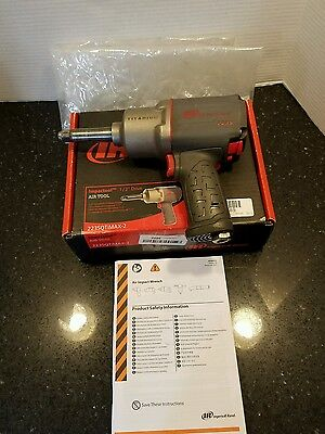 Ingersoll Rand 2235QTIMAX-2 1/2 INCH DRIVE IMPACT W/ EXTENDED ANVIL