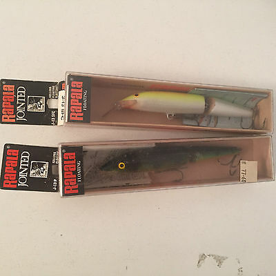Rapala Jointed J-13-P-Sfc Special Color Brown Box Original Floating            H