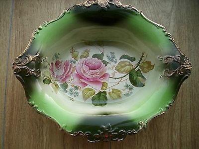 Decorative Wall Plate Roses