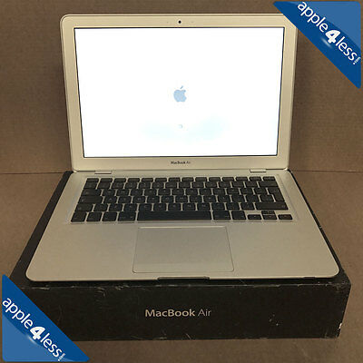 "Apple Macbook Air 13"" 1.6GHz Core 2 Duo 2GB 80GB HDD Early 2008 MB003B/A"