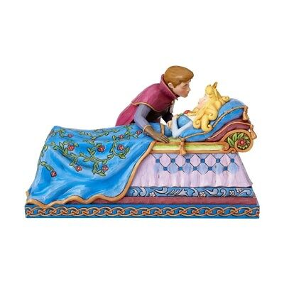 Disney Traditions Sleeping Beauty with Prince Phillip by Jim Shore, New, 4056753