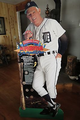 Life Size Standee,Cutout,Sparky Anderson,Detroit Tigers,Baseball,Advertising