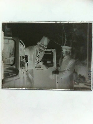 Vintage/antique Glass Negative Photography Plate. Historical Image Tommy Cooper