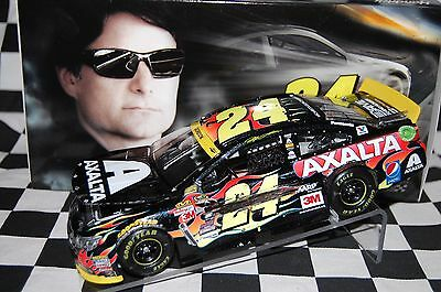 Jeff Gordon #24 (Custom Wreck) BAD DAY AT THE RACES 1:24 scale NASCAR Die-Cast
