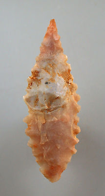 """Neolithikum   Pfeilpitze  Arrowhead   """"The Best of Niger - Collection""""   2809"""