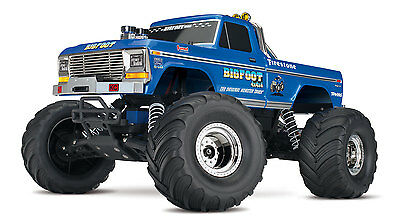 Traxxas 1:10 Classic Bigfoot 2wd RTR Monster Truck 36034-1 TRA36034-1