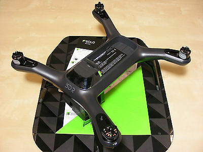 3DR Robotics SOLO Quadcopter Main Body + 3-Axis GoPRO Gimbal Brand NEW Drone WoW
