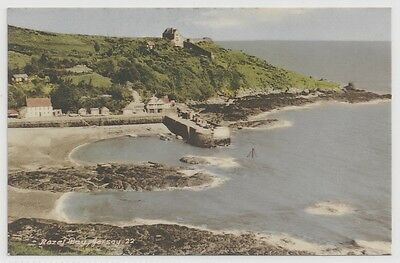 M and L National Series Colour Postcard – Rozel Bay, Jersey