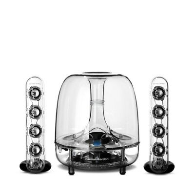 Harman Kardon - 2.1 Ch Bluetooth Computer Speakers SOUNDSTICKS WIRELESS