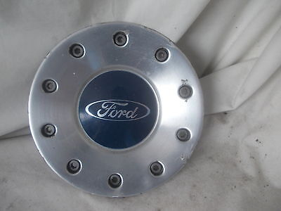 """Ford Mondeo Mk3 St220 & Others Chrome Alloy Wheel Centre Cap (17"""" & 18"""" Wheel)"""