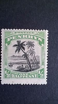 1926 Penryhn Islands and 1940 Niue issue.......New Zealand interest
