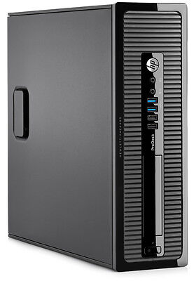 BEST PRICE Hp prodesk 400 G1 SFF ordinateur bureau core i5 4570 3.20GHz 4GB 500g