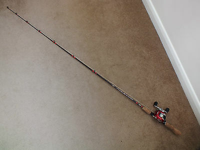 tourney special bait casting rod and reel combo