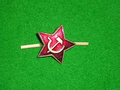 Soviet Union USSR Red Star Hammer Sickel Pin Badge