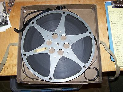 """16mm FILM IN BOX """"WHITE SAVAGE""""-1943...ON 2 REELS-IN COLOR"""