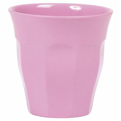 RICE Melamine Medium Cup - Dark Pink - Combined Postage!