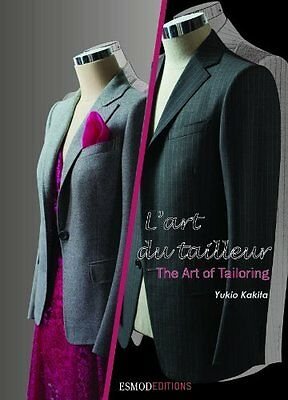 Art of Tailoring by Isabelle Gonnet Hardback Book New
