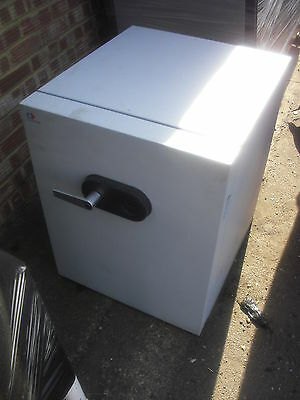 1 Off Large Industrial Safe With Keys