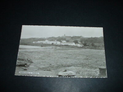 IRELAND GREENCASTLE Co  DONEGAL RP POSTCARD  1920s