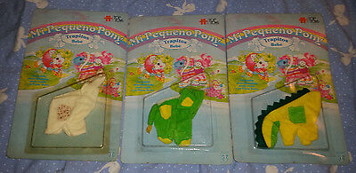 MLP poney pony Outfits lot MOC made in Argentina G1