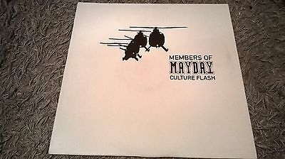 """Members Of Mayday - Culture Flash - Double 12"""" vinyl"""
